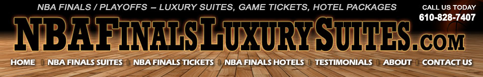 NBA Finals Luxury Suites